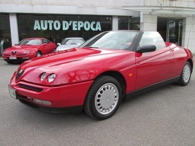 usata Alfa Romeo GTV Spider 2.0i 16v Twin Spark Unico Proprietario Usato