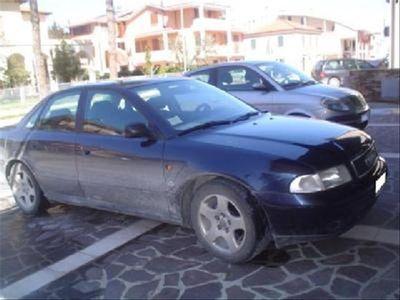 usata Audi A4 1.8 turbo cat