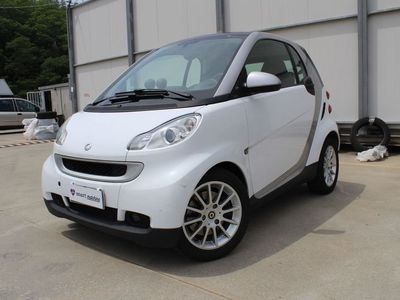 second-hand Smart ForTwo Coupé fortwo 1000 52 kW MHD passion
