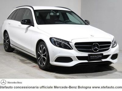 usata Mercedes C300 Classe C (W/S205)h S.W. Automatic Sport