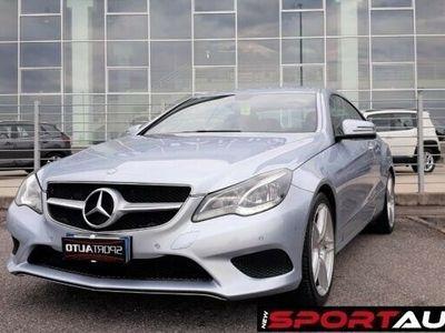 usata Mercedes E220 CDI Coupé Sport AUTOMATICA EURO5B 170CV
