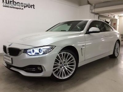usata BMW 420 Serie 4 d xDr