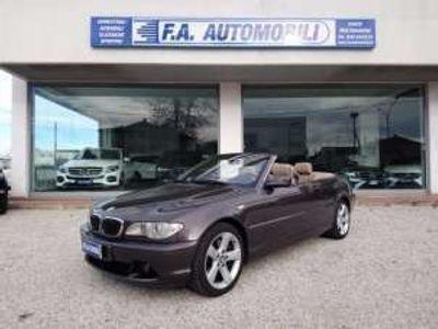 usata BMW 330 Cabriolet Ci All Seasons