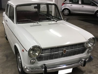 second-hand Fiat 1100R 1967 unico prop. targhe e doc.originali