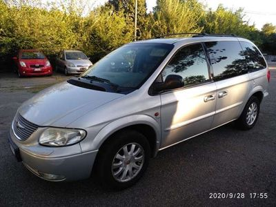 usata Chrysler Grand Voyager 2.5 CRD cat Limited