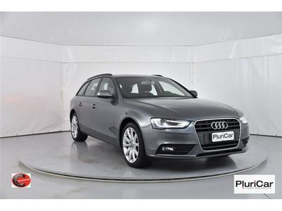 usata Audi A4 Avant 2.0 TDI 190cv Clean diesel Multitronic Business