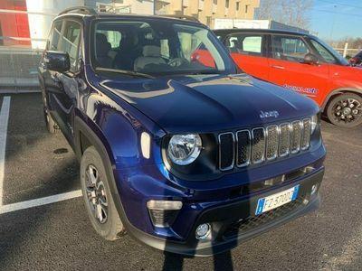 usata Jeep Renegade 1.6 mjt 120cv limited diesel