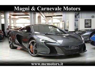 usata McLaren 650S Coupe SPECIAL PAINT|CARBON PACK|CARBO|TELECAMERA|