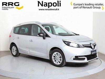 usata Renault Scénic 1.5 dCi 110CV Start&Stop Limited