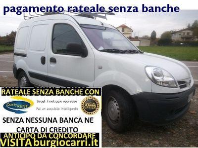 usado Nissan Kubistar 1.5 dci pagamento rateale senza banche diesel