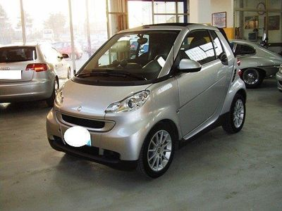 brugt Smart ForTwo Cabrio CC. 1000 MHD PASSION