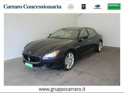 usata Maserati Quattroporte Quattroporte3.0 V6 ds 275cv auto