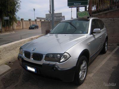 used BMW X3 3.0 diesel
