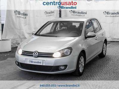 usata VW Golf VI 2008 1.6 Comfortline bi-fuel 5p