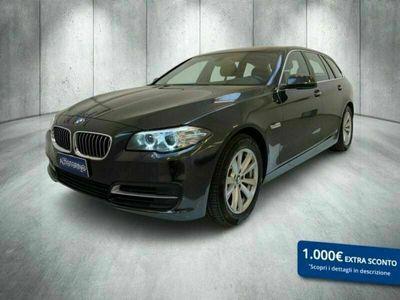 usata BMW 520 Serie 5 Touring 520 d Touring Business 190cv auto