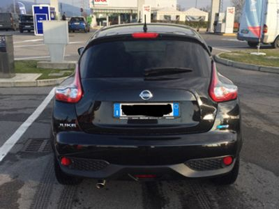 usado Nissan Juke mod Accenta start and stop 1.5dci