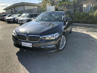 usata BMW 520 d xDrive Luxury