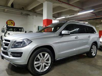 usata Mercedes GL350 CDI SPORT KM. 73.800 NAVI+TETTO+20'+CAMERA+7 POSTI