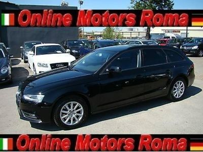 gebraucht Audi A4 Usata Diesel Roma