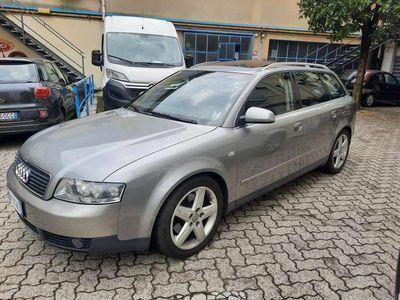 usata Audi A4 3.0 V6 30V cat Avant quattro tetto navi