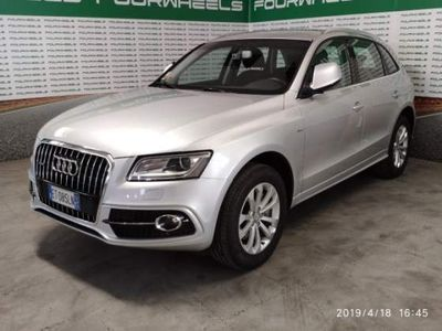 usata Audi Q5 3.0 V6 TDI 245 CV quattro S tronic Ad S line