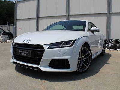 usata Audi TT TTCoupé 2.0 TFSI quattro S tronic S line