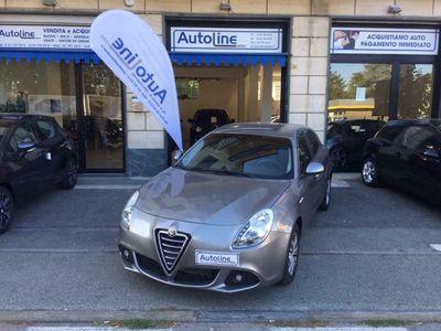 usata Alfa Romeo Giulietta 1.6 JTDm-2 105 CV Distinctive UNIPROP. 38.000 KM