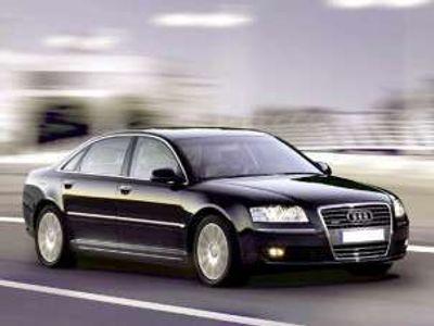 usata Audi A8L 4.2 V8 FSI quattro tiptronic Sassari