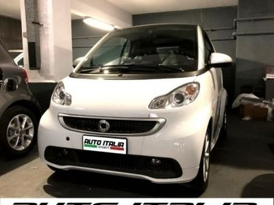 usata Smart ForTwo Electric Drive DRIVE#BIANCA&ARGENTO#SERVOSTERZO#BATTERIA
