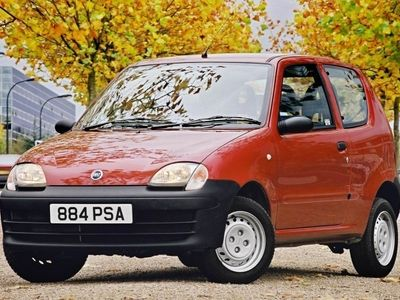 second-hand Fiat Seicento 1.1i cat S