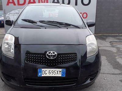 usata Toyota Yaris 1.4 D-4D 3 porte