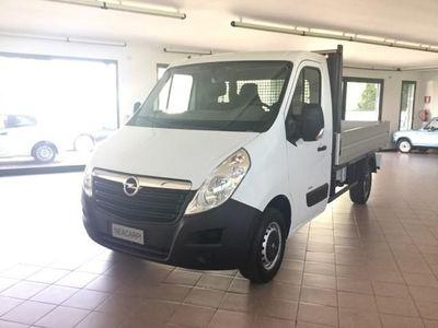 used Opel Movano 35 2.3 CDTI 125 QLI35 L2 E5+ CASSONATO FWD