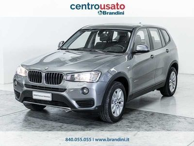 usata BMW X3 xDrive20d Business Advantage 20d business advantag
