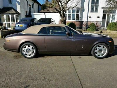 usata Rolls Royce Phantom DROPHEAD (UK collezione privata)