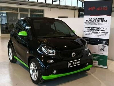 usata Smart ForTwo Coupé 90 0.9 Turbo twinamic Passion unico proprietario
