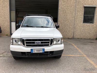 gebraucht Ford Ranger pik up 4x4 ridotte cassone alluminio
