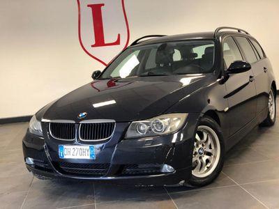 usata BMW 320 DIESEL*177CV FUTURA*FULL PELLE NAVI POSS GARANZI