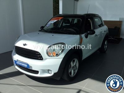 used Mini One Countryman COUNTRYMAN 1.6