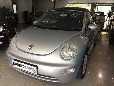 brugt VW Beetle New1.9 TDI 105CV Cabrio OK DISTRIBUZIONE