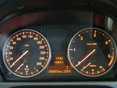 usata BMW 320 d cat Touring Eletta