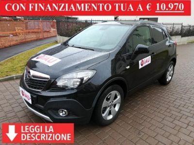 usado Opel Mokka 1.7 CDTI Ecotec 130CV 4x2 Start (NAVI)