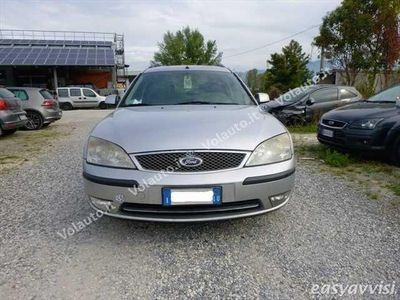 usata Ford Mondeo Mondeo2.0 16V TDCi (130CV) SW Ghia