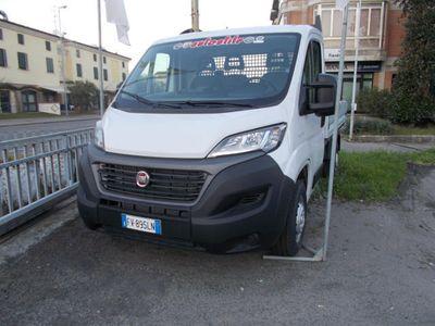 usata Fiat Ducato 33 2.3 MJT 120CV PLM Cabinato KM. ZERO 338.7575187