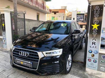 usata Audi Q3 2.0 TDI S-Line 150 CV