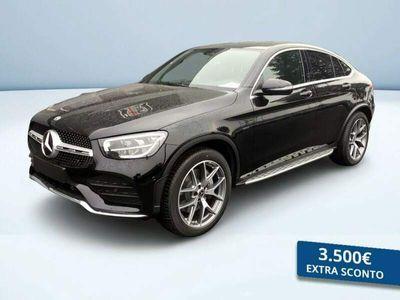 usata Mercedes E300 CLASSE GLC COUPE GLC Coupeeq-power Premium 4matic auto