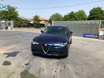 usata Alfa Romeo Giulia 2.2 Turbodiesel 180 CV AT8 Sport Tech Ed