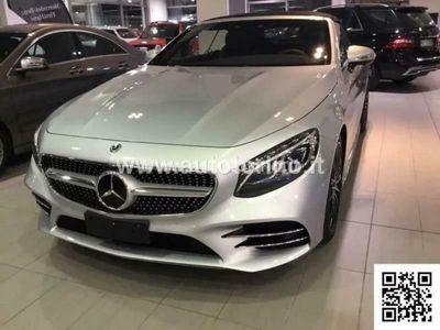 usata Mercedes S560 CLASSE S CABRIOPremium Plus