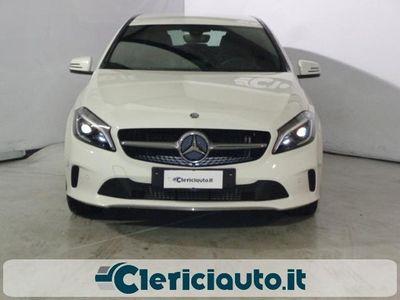 usata Mercedes A180 Urban (LED) - AZIENDALE