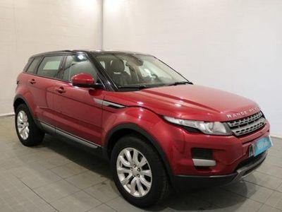 usado Land Rover Range Rover evoque 2.0 eD4 5p. Pure rif. 11159360