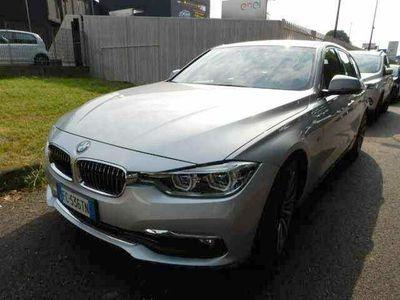usata BMW 320 d xDrive Touring Luxury PELLE FARI LED NAVI KM CER